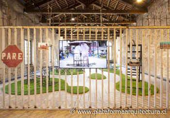 El pabellón de Perú en la Bienal de Venecia 2021 invita a transformar las rejas en dispositivos de integración - Plataforma Arquitectura