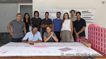Un arquitecto rosarino representa al país en la Bienal de Venecia - La Capital