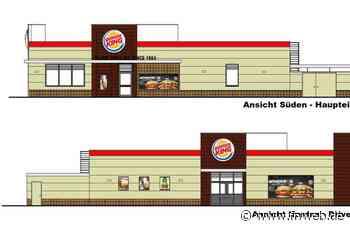 """""""Burger King""""-Eröffnung in Bad Mergentheim erst Ende 2021 - Bad Mergentheim - Nachrichten und Informationen - Fränkische Nachrichten"""