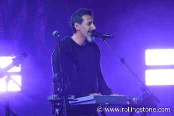 Hear Serj Tankian's 24-Minute Piano Concerto 'Disarming Time'