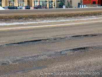 Stony Plain pressing province on Highway 16A maintenance - Spruce Grove Examiner