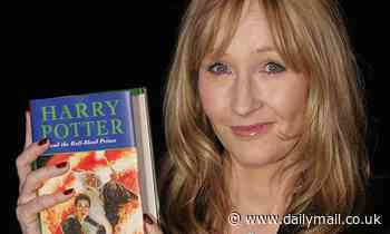 Harry Potter publisher Bloomsbury tells staff they MUST have their Covid vaccines - Daily Mail