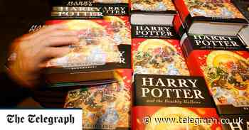 Harry Potter publisher tells staff to get a vaccine before returning to the office - Telegraph.co.uk