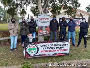 Funcionários da Fundação Casa em Botucatu aderem a movimento estadual e entram em greve | Jornal Acontece Botucatu - Acontece Botucatu