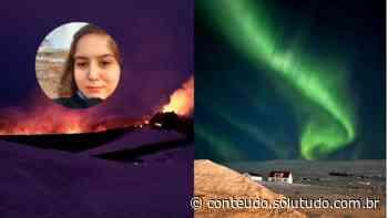 A jovem de Botucatu que foi parar na Islândia e mostra curiosidades do país nas redes sociais - Solutudo - Solutudo - A Cidade em Detalhes