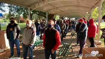 Botucatu começa a vacinar contra a Covid-19 os trabalhadores de outros municípios que trabalham na cidade - G1