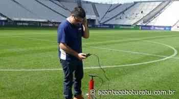 Ex-aluno da FCA/Unesp Botucatu é um dos responsáveis por gramados Copa América | Jornal Acontece Botucatu - Acontece Botucatu