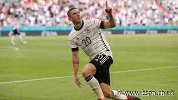 Gosens, Germany prove critics wrong by thrashing Portugal