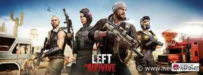 Left to Survive появляется в AppGallery с мощной кампанией при сотрудничестве с Huawei