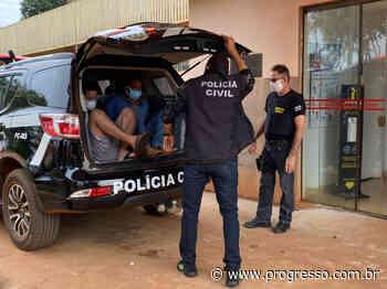 Dois homens são presos por estupro de adolescentes em Ivinhema - O Progresso - Dourados