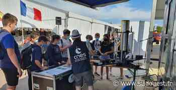 Royan : mission remplie pour le Rêve d'Icare - Sud Ouest