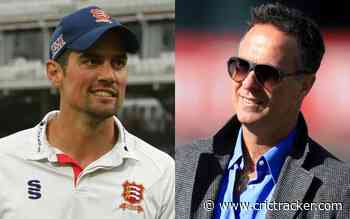 WTC Final: Michael Vaughan and Alastair Cook back New Zealand to win the mega event - CricTracker