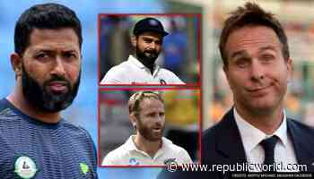 Wasim Jaffer has comical 'Welcome' meme for Michael Vaughan over WTC Final prediction - Republic World