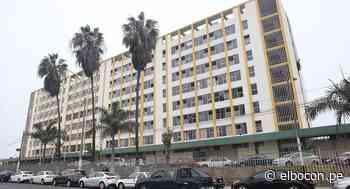 Callao: Congreso declara de necesidad pública la construcción del nuevo hospital Carrión - El Bocón