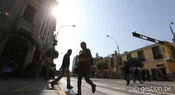 Lima y Callao presentan fuerte brillo solar pese bajas temperaturas del otoño - Diario Gestión