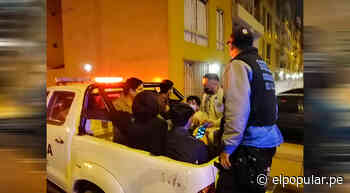 Callao: Más de 30 jóvenes y menores de edad fueron intervenidos en fiesta covid [FOTOS] - ElPopular.pe