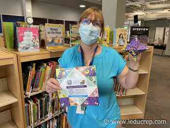 Fort Library launches Summer Reading Club - Leduc Representative
