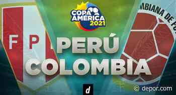 Perú vs. Colombia EN VIVO por América TV: transmisión del partido por la Copa América - Diario Depor