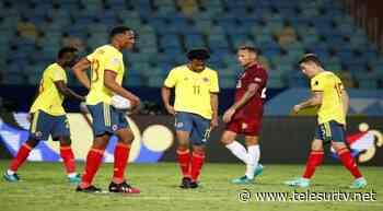 ¿Cómo surgió el Pacto de Lima entre Colombia y Perú en futbol? - teleSUR TV