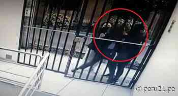 Cercado de Lima: Periodista es cogoteada por delincuentes durante asalto en la puerta de su casa - Diario Perú21
