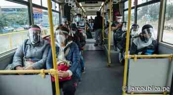 Metropolitano cierra estaciones del centro de Lima debido a presencia de manifestantes - LaRepública.pe