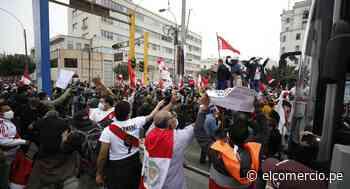 Mininter y Municipalidad de Lima coordinan acciones ante convocatorias de movilizaciones políticas - El Comercio Perú