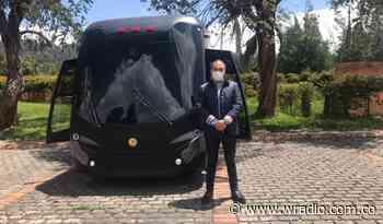 En Boyacá se creó y ensambló el primer carro eléctrico de carga en Latinoamérica - W Radio