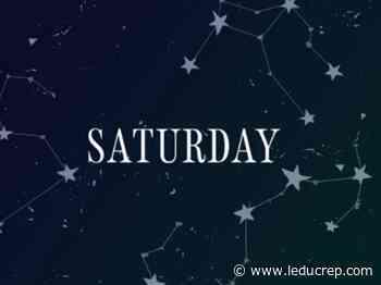 Daily horoscope for Saturday, June 19, 2021 - Leduc Representative
