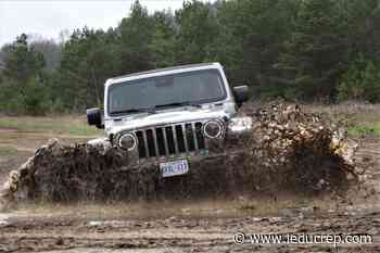Jeep may have accidentally teased the Gladiator 4xe - Leduc Representative