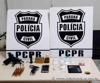PCPR prende homem por tentativa de homicídio contra mulher grávida em Colombo - Polícia Civil do Paraná