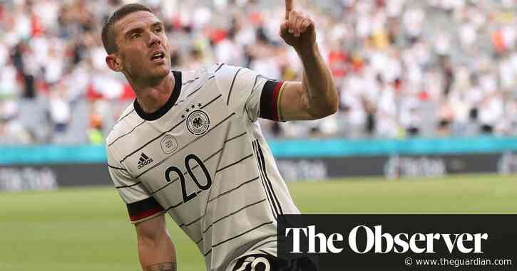Unlikely hero Robin Gosens shows Germany anything is possible | Marcus Christenson