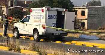 Violencia Celaya: Matan a balazos hombre y dejan su cuerpo en Eje Sur Oriente - Periódico AM