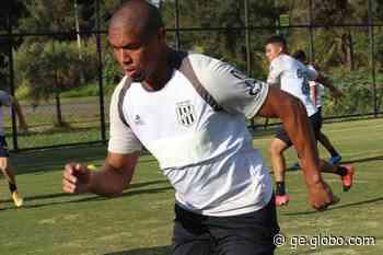 """Atacante Rodrigão revela que retirou tumor da canela em 2020: """"Tive um ano bem difícil"""" - globoesporte.com"""