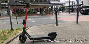 Die E-Scooter in Castrop-Rauxel sind unsinnig und gefährlich - Dorstener Zeitung
