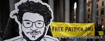 Sassoli, per Patrick Zaki compleanno in galera da innocente - La Provincia di Lecco