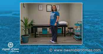 Change of Pace Physical Therapy now open; will offer mobile visits, private setting - The Owensboro Times