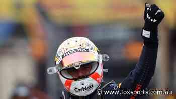 Mad Max throws down gauntlet after Baku flop as Ricciardo 'on the limit': F1 Quali Wrap