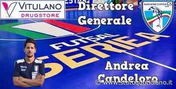 Manfredonia C5: nuovo DG è Andrea Candeloro M - StatoQuotidiano.it