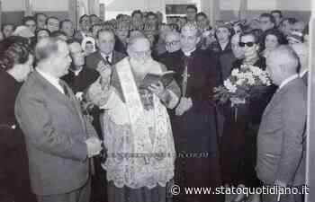 """L'inaugurazione della Clinica """"Santa Maria di Siponto"""" di Manfredonia il 2 febbraio 1957 - StatoQuotidiano.it"""