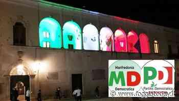 Sembra il Pd ma è Manfredonia Democratica: un simbolo porta scompiglio nel Golfo - FoggiaToday