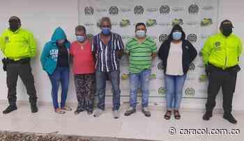 Cayeron 'Los Baloteros', dedicados a la venta de chance ilegal en Magangué - Caracol Radio