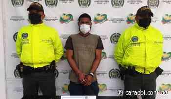 Capturaron a presunto responsable de robos en zona rural de Magangué - Caracol Radio