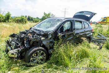 Schwerer Verkehrsunfall auf A 72 - Freie Presse