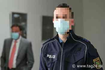 Gerichtsprozess in Chemnitz: Polizist nach Prügel-Vorwürfen freigesprochen - TAG24