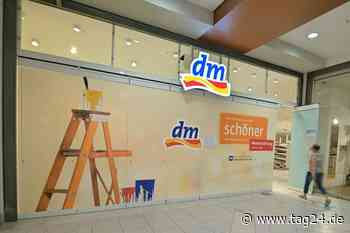 Dieser dm-Markt eröffnet nächste Woche in Chemnitz wieder! - TAG24