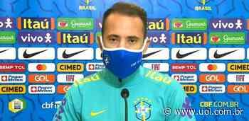 Em dia de protestos, Everton Ribeiro pede mais vacina e amparo do governo - UOL Esporte