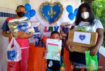 Amparo da LBV ajuda as famílias atendidas em Maricá - Maricá Info - RJ