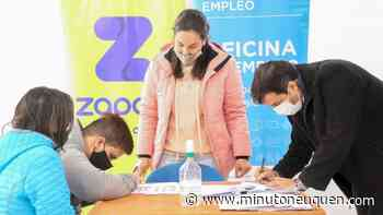 Zapala suma proyectos de empleo para un sector clave - Minuto Neuquen