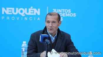 El gobernador explicó la importancia de la Ley de Financiamiento - Minuto Neuquen