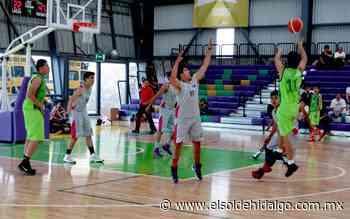 Ixmiquilpan, anfitrión del básquet nacional - El Sol de Hidalgo